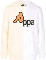 Kappa bicolour hoodie