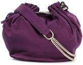 Diane von Furstenberg 'Love Power' mini satin bucket bag
