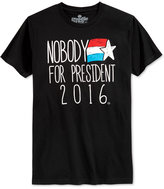 New World Men's No President 2016 T-Shirt