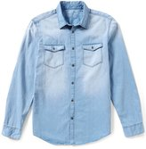 Calvin Klein Jeans Basic Solid Denim Shirt