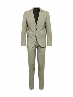 S'Oliver Men's 02.899.84.4393 Suit