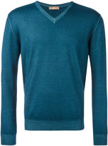 Cruciani v-neck sweater - men - Wool - 52