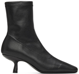 BY FAR Black Audrey Boots