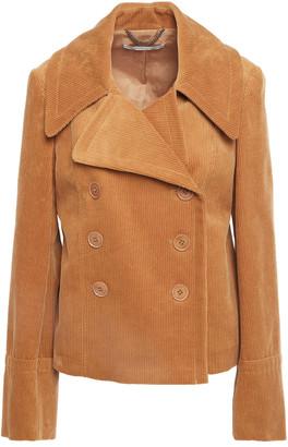 Stella McCartney Noemi Double-breasted Corduroy Jacket