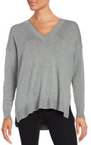 French Connection Drop Shoulder V-Neck Sweater