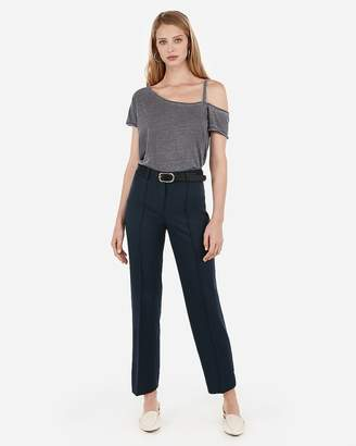 Express Strappy One Shoulder Tee