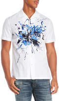 Desigual Sandro Embroidered Shirt