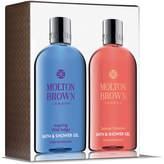 Molton Brown Inspiring Wild Indigo and Sensual Hanaleni Hand Bathing Set