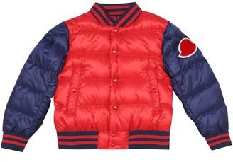 Moncler Enfant Beaufortain down jacket