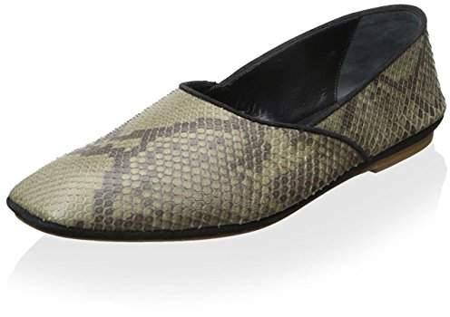 Celine Women's Leather Flat