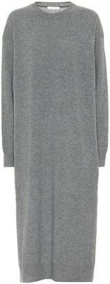 The Row Anibale cashmere midi dress