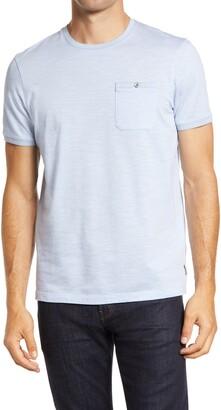 Ted Baker Cotton Pocket T-Shirt