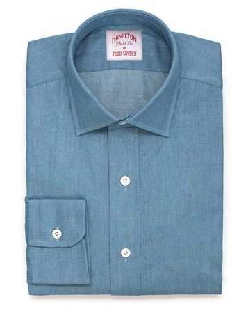 Hamilton Blue Chambray Shirt