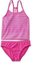 Old Navy Printed Tankini for Girls