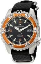 Momentum Men's 1M-DV06O7B Analog Display Japanese Quartz Watch
