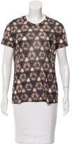 Prabal Gurung Kaleidoscope Print T-Shirt