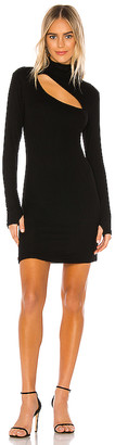 Michael Lauren Bartley Mini Dress