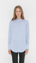 Helmut Lang Oxford Tuxedo Shirt