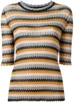 Etoile Isabel Marant Alicea top - women - Cotton - 38