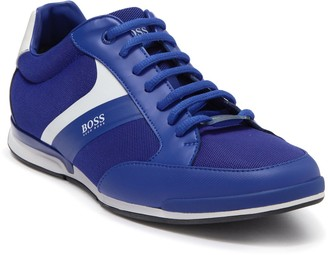 HUGO BOSS Saturn Low Leather Sneaker