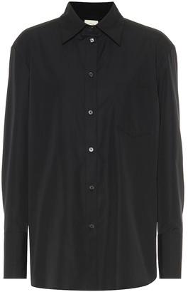 Tod's Cotton-poplin shirt