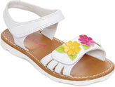 Okie Dokie Harmony Open-Toe Girls Strap Sandals- Toddler