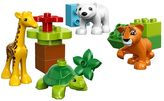Lego LegoTM DUPLO Baby Animals 10801