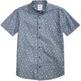 Levi's Men's Floral Chambray Shirt