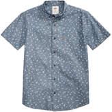 Levi's Men's Floral Chambray Shirt