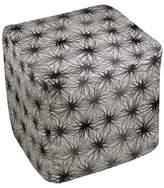 Thumbprintz Cluster Print Pouf