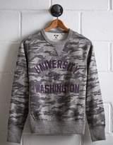 Tailgate Men's Washington Camo Sweatshirt