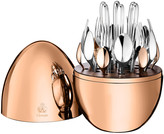 Christofle Mood Cutlery Egg - Set of 24 - Rose Gold