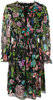 Just Cavalli floral print dress - women - Viscose - 38