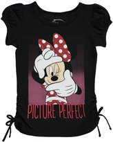 """Disney Minnie Mouse Little Girls' """"Picture Perfect"""" Top"""