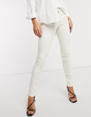 French Connection Jeans in white