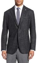 Lubiam Men's L.b.m 1911 Classic Fit Wool Blend Blazer