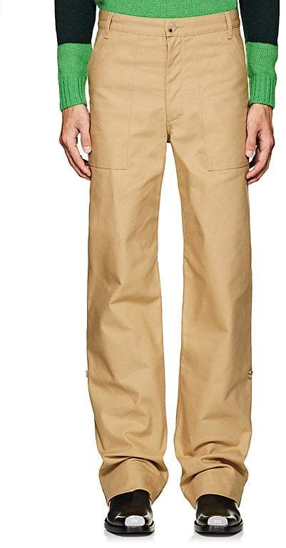 Calvin Klein Men's Cotton Straight Carpenter Pants