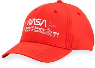 Heron Preston Men's NASA Baseball Cap
