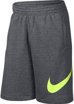 Nike Men's Club Exploded Swoosh Shorts