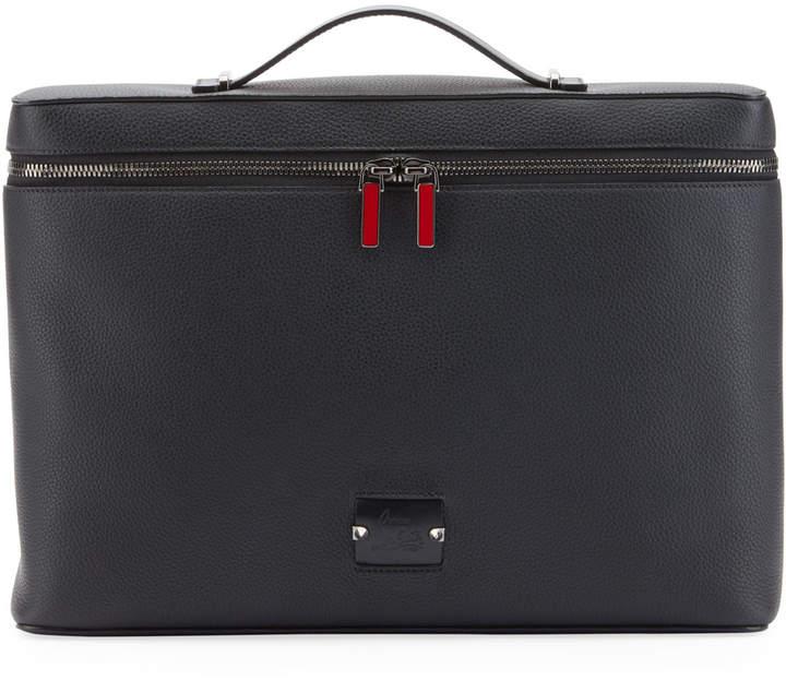 1bec321620f Men's Kypidoc Leather Top-Handle Briefcase