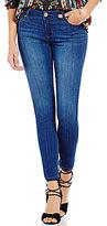Celebrity Pink Super Soft Lace-Up Back Ankle Skinny Jeans