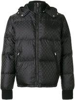 Gucci GG jacquard padded jacket - men - Polyamide/Polyester/Virgin Wool - 48