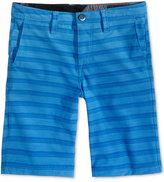 Volcom Stripe Swim Trunks, Big Boys (8-20)