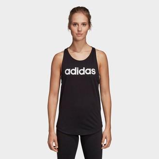 adidas Women's Essentials Linear Tank Top