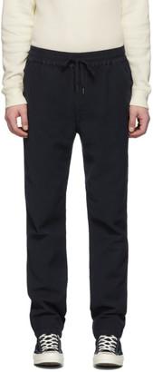 Frame Navy Drawstring Sweatpants