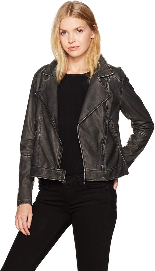 Lysse Women's Jones Vegan Leather Jacket