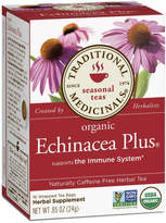 Traditional Medicinals Organic Echinacea Plus by 16 Tea Bags)