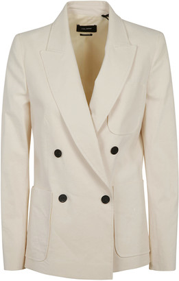 Isabel Marant Double-breasted Buttoned Blazer