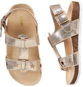 Gymboree Star Sandals
