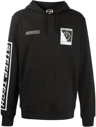 The North Face x Scot Schmidt graphic-print hoodie